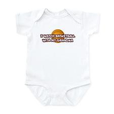 Chicago Basketball Grandma Infant Bodysuit