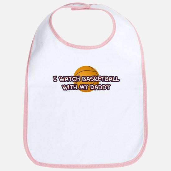 Cleveland Basketball Daddy Bib