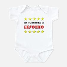 I'm Worshiped In Lesotho Infant Bodysuit