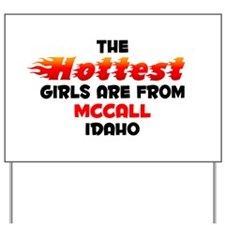 Hot Girls: Mccall, ID Yard Sign