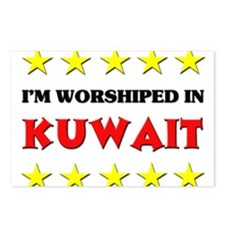 I'm Worshiped In Kuwait Postcards (Package of 8)
