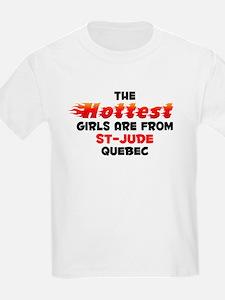 Hot Girls: St-Jude, QC T-Shirt