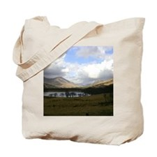 Scotland View Tote Bag