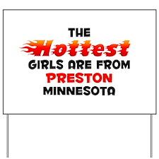Hot Girls: Preston, MN Yard Sign
