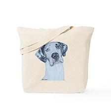 N Merlequin head Tote Bag