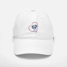 N Heartline Mrlqn Baseball Baseball Cap