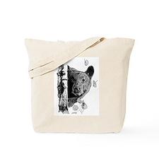Aspen Bear Tote Bag