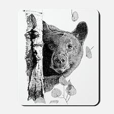 Aspen Bear Mousepad