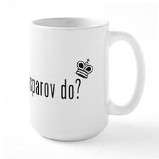 What Would Kasparov Do Mug