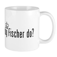 What Would Fischer Do Mug