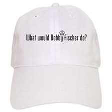 What Would Fischer Do Baseball Cap