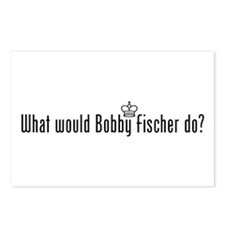 What Would Fischer Do Postcards (Package of 8)