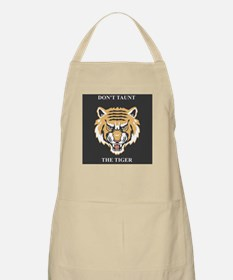 Don't Taunt The Tiger BBQ Apron