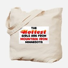 Hot Girls: Mountain Iro, MN Tote Bag