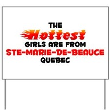 Hot Girls: Ste-Marie-de, QC Yard Sign
