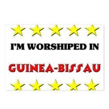 I'm Worshiped In Guinea-Bissau Postcards (Package