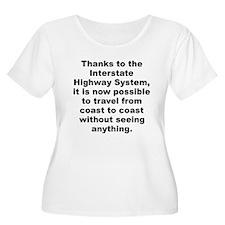 Cute Interstate T-Shirt