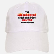Hot Girls: Mentor, MN Baseball Baseball Cap