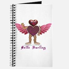 Heartman, Hello Darling Journal