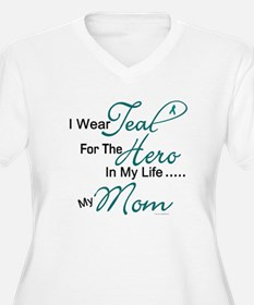 Teal For My Hero 1 (Mom OC) T-Shirt