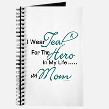 Teal For My Hero 1 (Mom OC) Journal