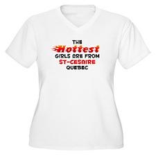 Hot Girls: St-Cesaire, QC T-Shirt