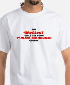 Hot Girls: St-Blaise-su, QC Shirt