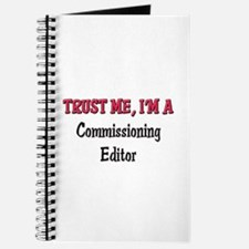 Trust Me I'm a Commissioning Editor Journal