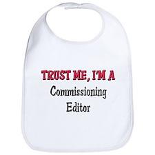 Trust Me I'm a Commissioning Editor Bib