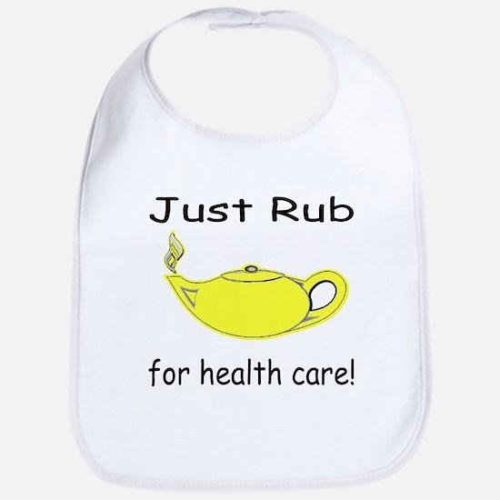 Rub Health Bib