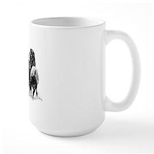 Buffalo Herd Ceramic Mugs