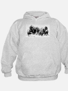 Buffalo Herd Hoodie