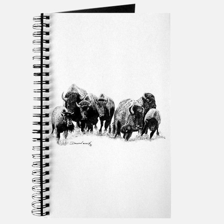 Buffalo Herd Journal