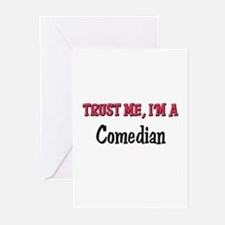 Trust Me I'm a Comedian Greeting Cards (Pk of 10)