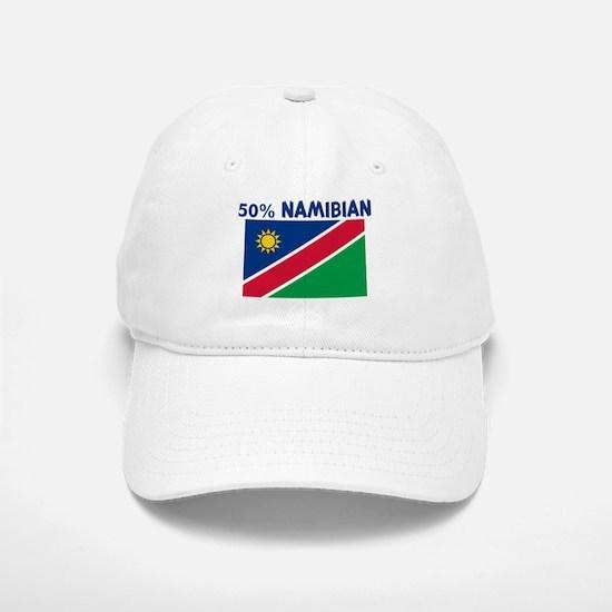 50 PERCENT NAMIBIAN Baseball Baseball Cap