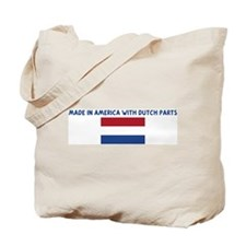 MADE IN AMERICA WITH DUTCH PA Tote Bag