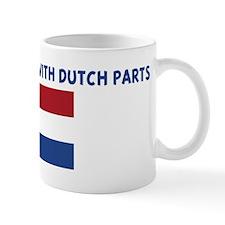 MADE IN AMERICA WITH DUTCH PA Mug