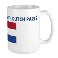 MADE IN AMERICA WITH DUTCH PA Mug
