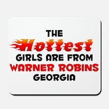 Hot Girls: Warner Robin, GA Mousepad