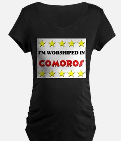 I'm Worshiped In Comoros T-Shirt