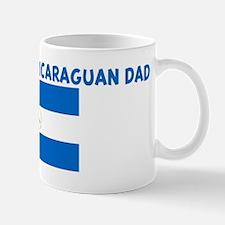 PROUD TO BE A NICARAGUAN DAD Mug