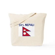 50 PERCENT NEPALI Tote Bag