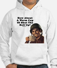 How About A Warm Cup Of Shut Hoodie