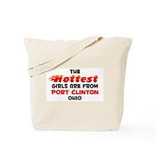 Hot Girls: Port Clinton, OH Tote Bag