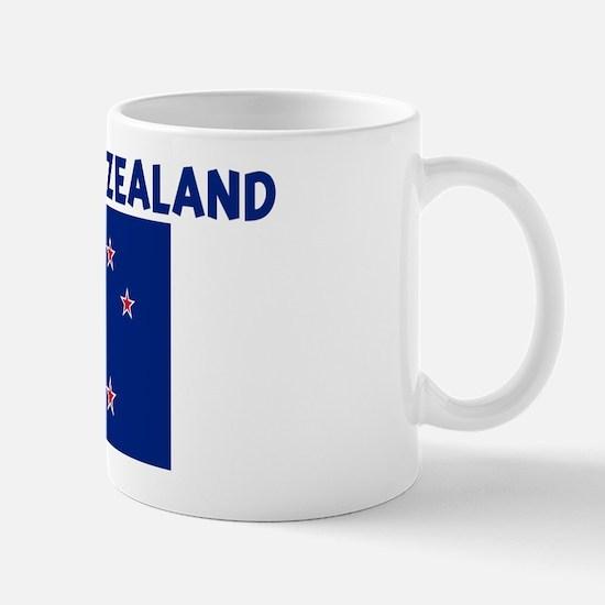 PRAY FOR NEW ZEALAND Mug