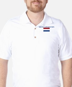 MADE IN US WITH DUTCH PARTS T-Shirt