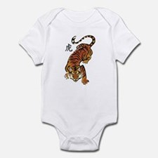 Chinese Tiger Infant Creeper