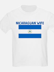 NICARAGUAN WIFE T-Shirt