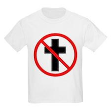No Christianity T-Shirt
