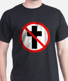 No Christianity T-Shirt